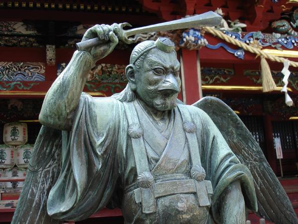 AltJapan: Tenguspotting